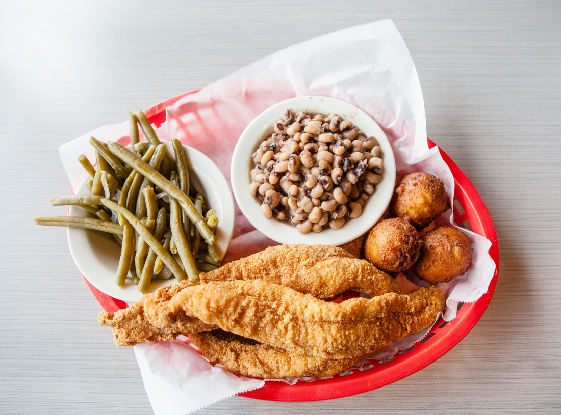 Authentic Southern Style Soul Food From Soul Fish Cafe